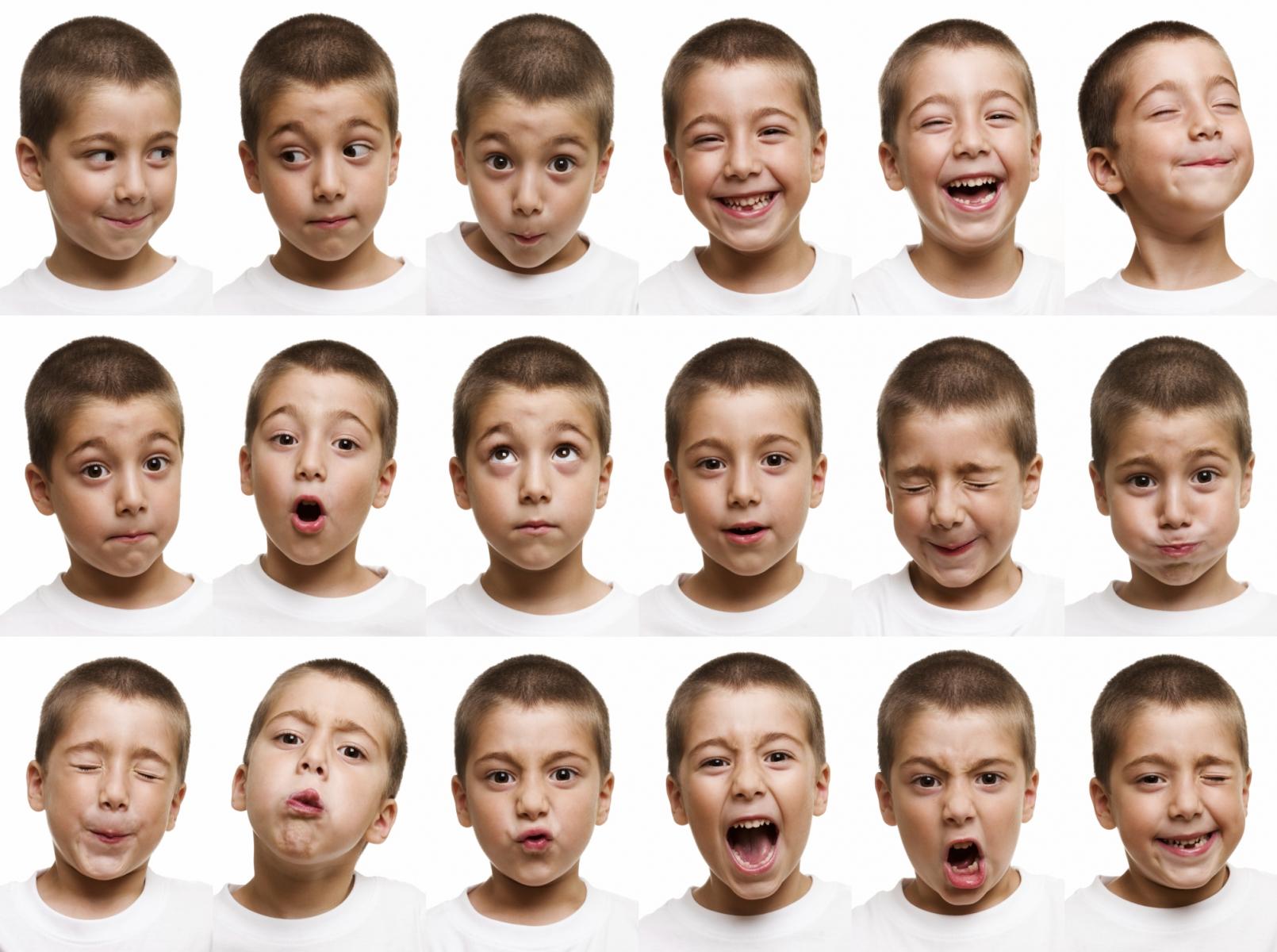 emociones niño